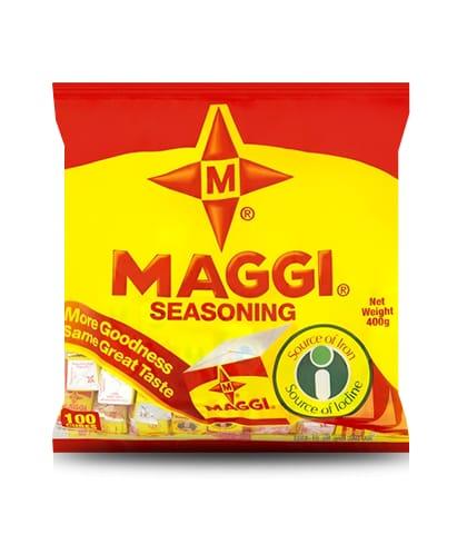 Maggi Star Seasoning Cubes (100 Cubes)