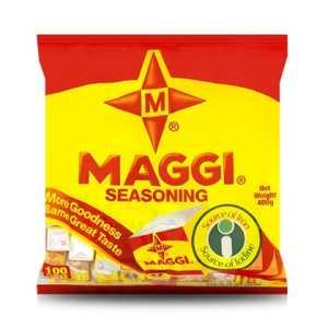 Maggi Seasoning Cubes (100 Cubes)