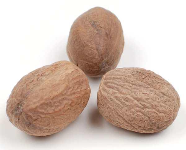 Whole Nutmeg (1 Seed)