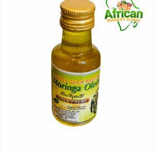 Raw Moringa Seed Oil (100ml)