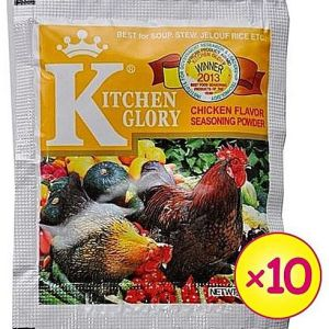 Kitchen Glory Chicken Flavour Seasoning ×10 Satchets