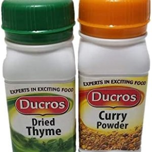 Ducros Thyme and Curry Powder