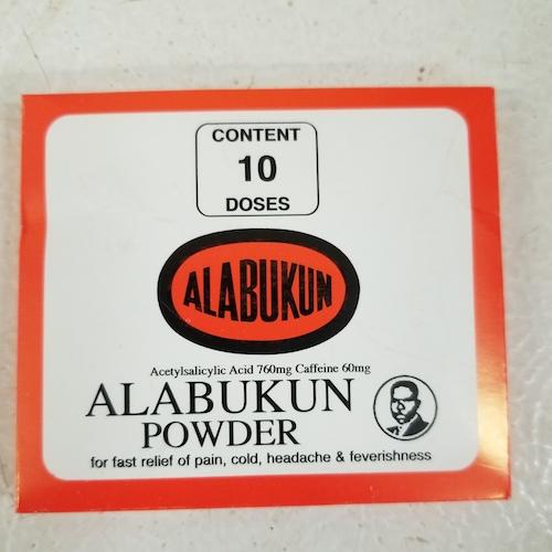 Alabukun Powder 10 Sachet
