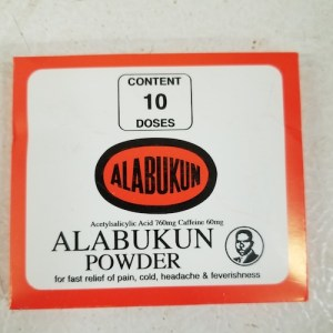 Alabukun Powder 10 Sachet