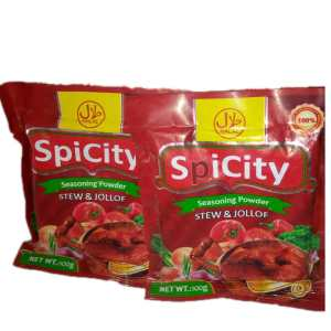 Spicity Seasoning Powder (Stew & Jollof) 1 Satchet