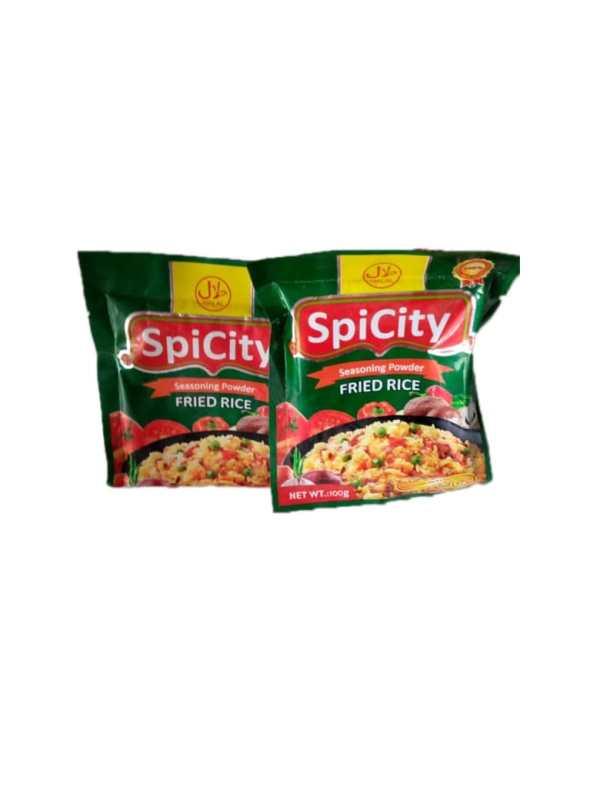 Spicity Seasoning Powder- Fried Rice - 1 Satchet