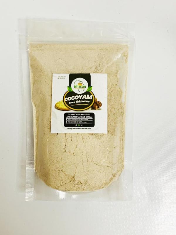 Cocoyam powder 100% Organic Soup Thickener flour (100g)