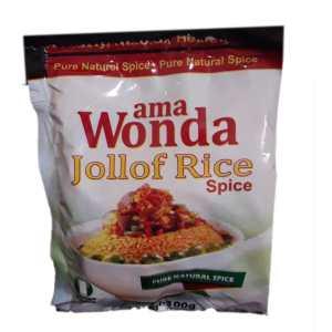 Ama Wonda Jollof Rice Spice 100g