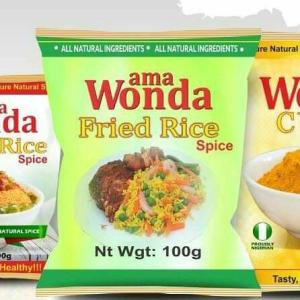 Ama Wonda Fried Rice Spice - 100g