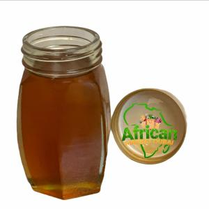 Nigerian Raw Honey unfiltered organic 500g
