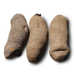 2 tubers of Ghana yams 2.5kg -3kg