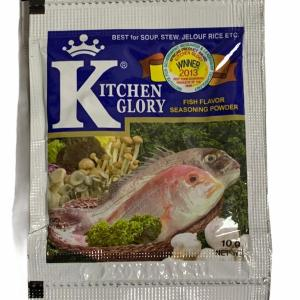 Kitchen Glory Fish Flavour Seasoning Powder - (10g)