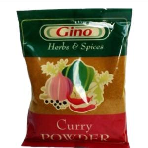 Gino Curry Powder Herbs & Spices 100g