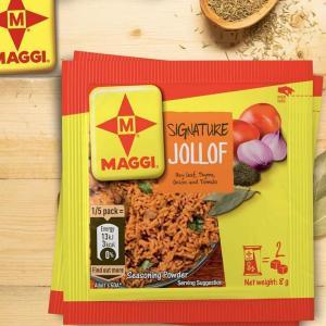 Maggi Signature Jollof 8 gram