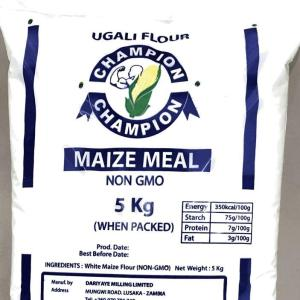 Ugali Flour Maize Meal 5kg
