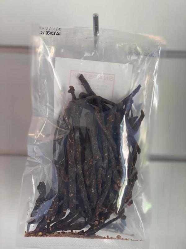 Biltong Dry Meat - African Spicy Flavour 125g