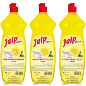 Jelp dish washing liquid soap 1Ltr