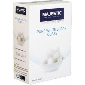 Majestic White Sugar Cubes