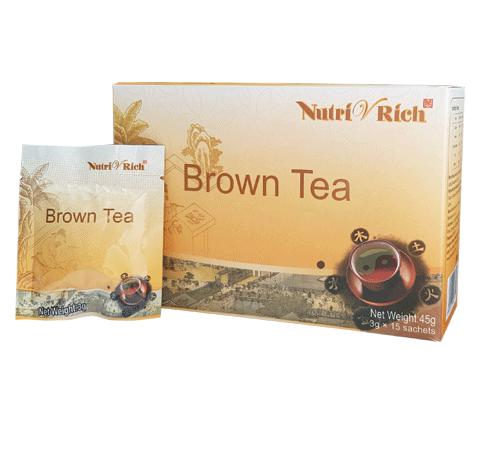 Longrich Brown Cholesterol Tea