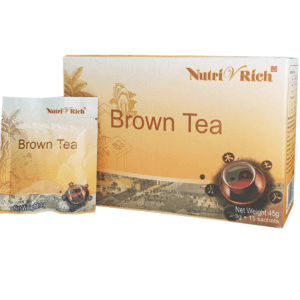 Longrich Brown Cholesterol Tea