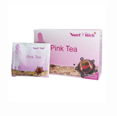 """Longrich Pink """"Slimming"""" Tea"""