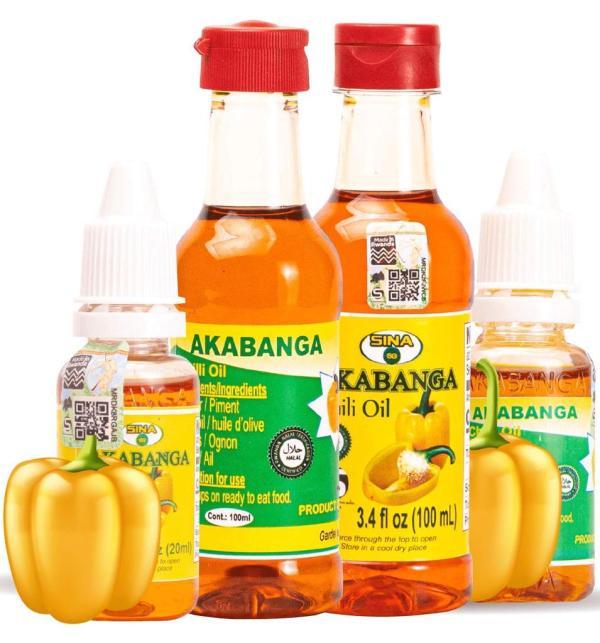 Akabanga Chilli Oil 100ml