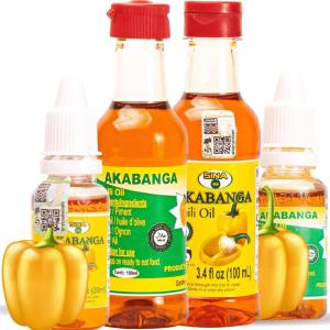 Akabanga Chilli Oil 100ml