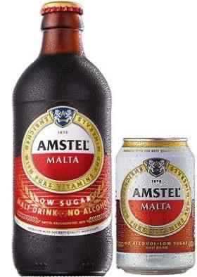 Amstel Malta Low Sugar x 1 Can