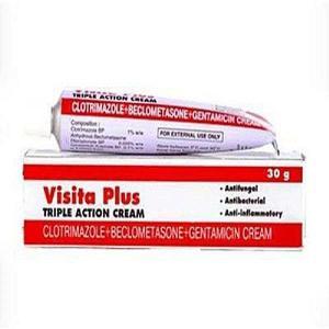 Visita Plus Triple Action Cream 30g