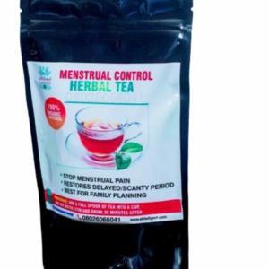 Menstrual Control Herbal Tea
