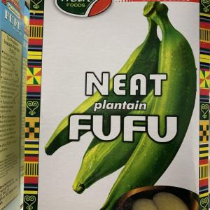 Neat Plantain Fufu 700g