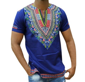 Nigerian Dashiki Designs & Styles for Men ([month])