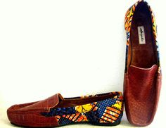 Ankara Shoes 27