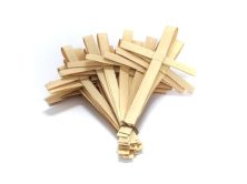 Palm Crosses Standard size - Pack of 50 ~ African Palms