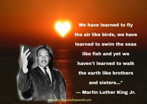 Martin Luther King Jr. Quotes about life