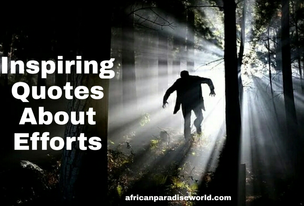 30 quotes on efforts