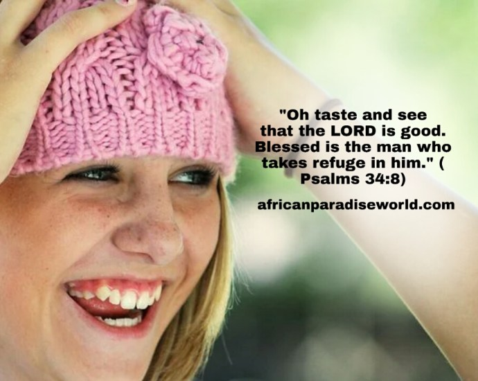Bible verses about goodness