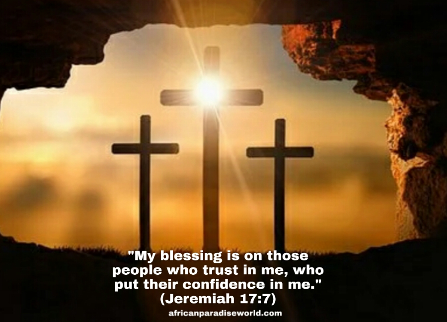 Scripture about confidence in God
