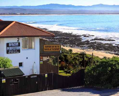 African Perfection 2, B&B with self-catering facilities, accommodation in Jeffreys Bay