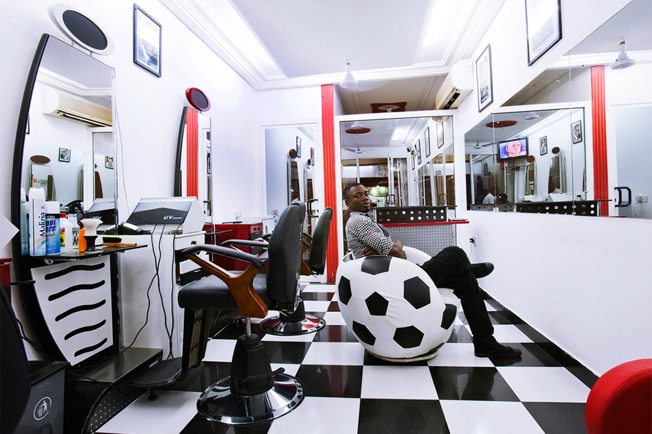 Visiting African Barbershops And Hair Salons African