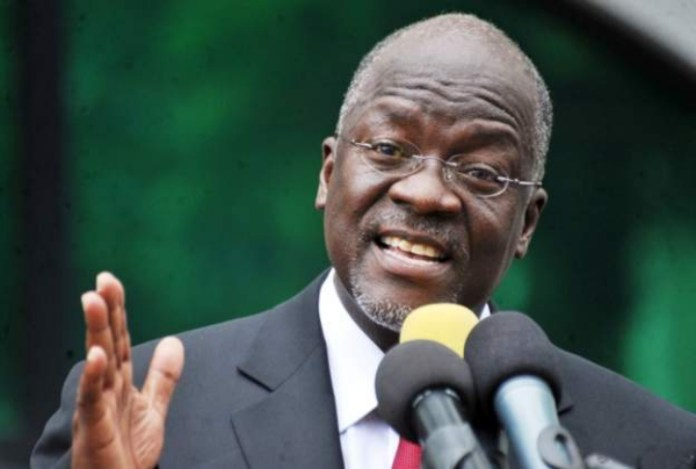 Magufuli tells Tanzanian women 'set your ovaries free'