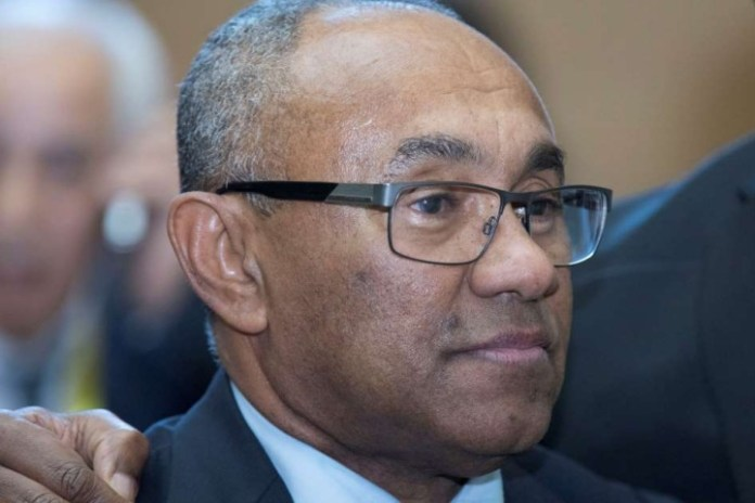 French prosecutors free CAF president Ahmad without charge