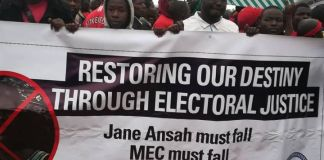 Post-election protest intensifies in Malawi