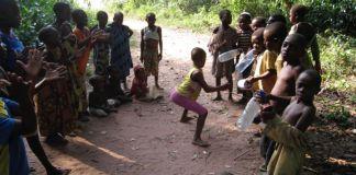 Baka Pygmies in Congo protest EU funding of park in native land