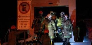 Early morning fire kills eight infants in Algeria hospital