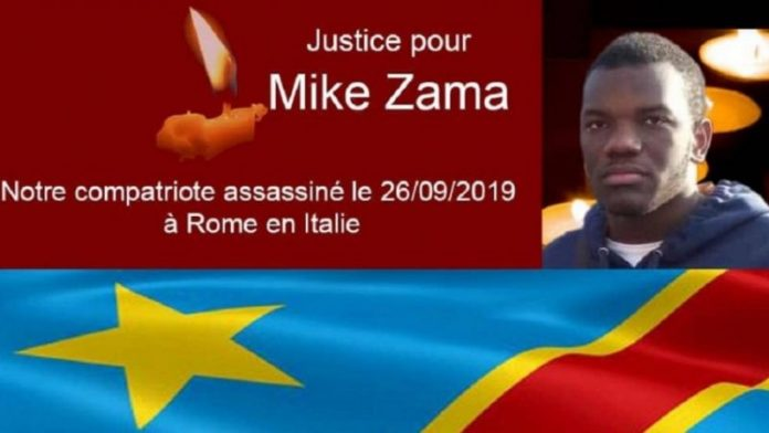 Group demands justice for DRC student Mike Zama killed in Rome