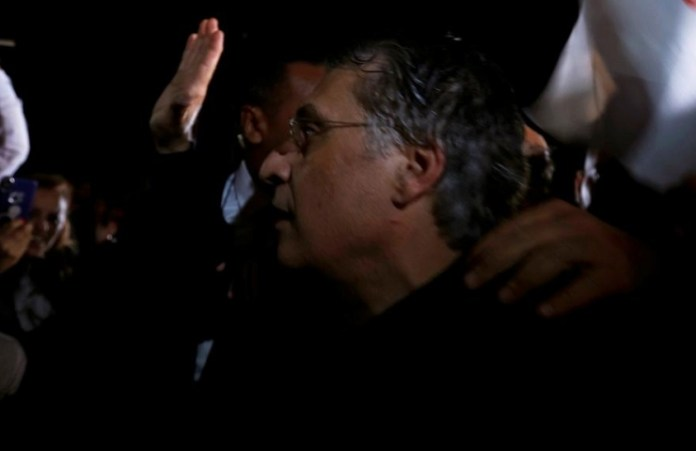 Jailed Tunisian presidential candidate Karoui freed ahead of poll
