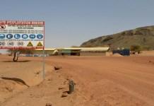 Canadian miner Semafo convoy in Burkina Faso