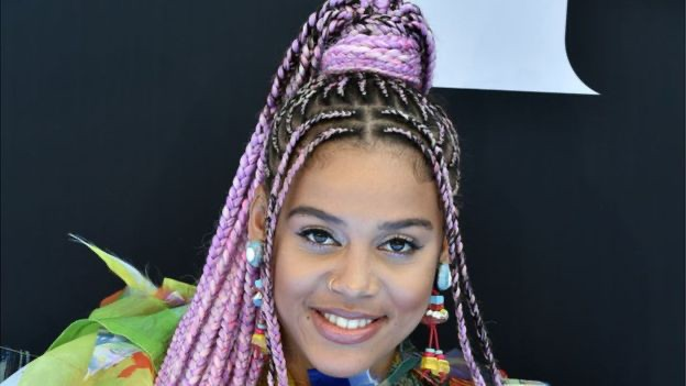 Madjozi from South Africa