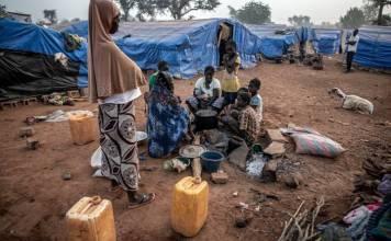 180 bodies found in a mass grave in Burkina Faso